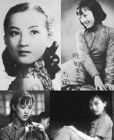 电影大师简介:金嗓子周璇(1920.8.1-1957.9.22)